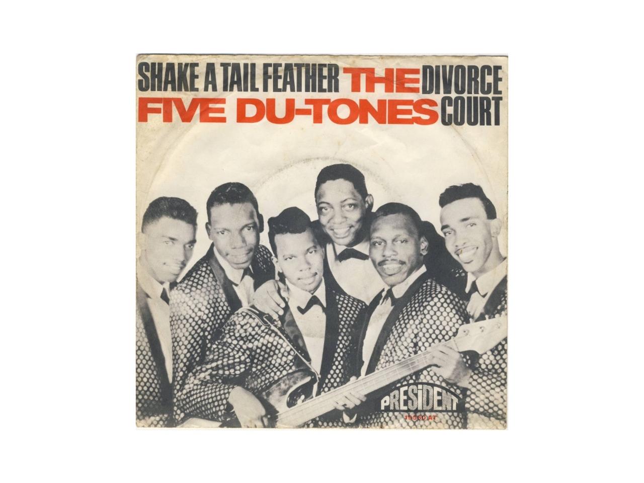 Photo of the-five-du-tones