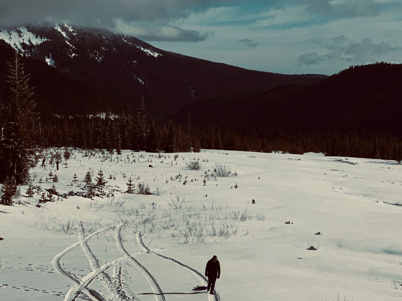 Photo of frozen-mesa