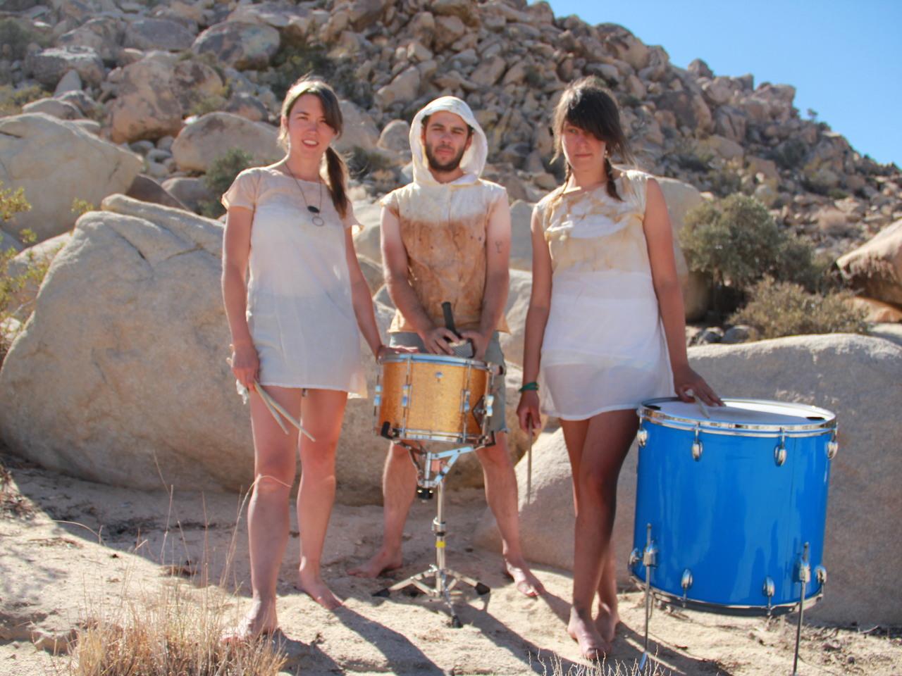 Photo of secret-drum-band